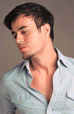Энрике иглесиас причёска фото
